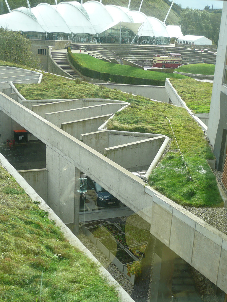 German FLL Guideline for Green Roofs introduced in 2002 at ASTM Subcommittee E071