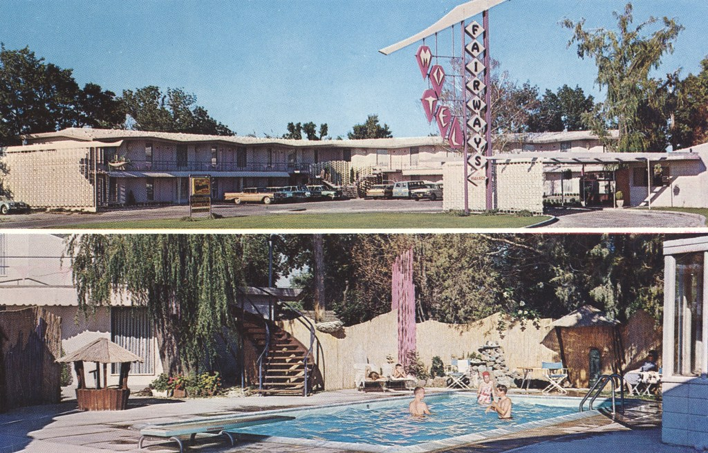 Fairways Motel - Twin Falls, Idaho