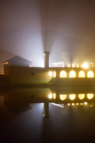 Night Fog - Albany, NY - 2011, Sep - 02.jpg | by sebastien.barre