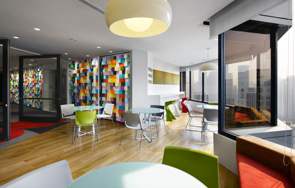 Creative office design by M Moser Associates | M Moser ...