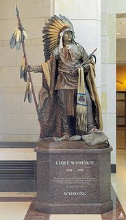 Washakie Statue | by USCapitol