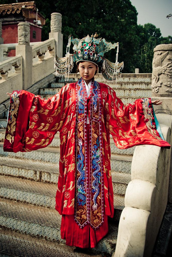 Traditional Chinese Princess Dress