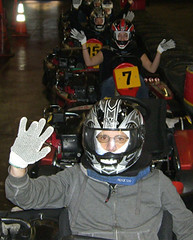 Go Karting in Vegas | by Rocket Fuel Inc.