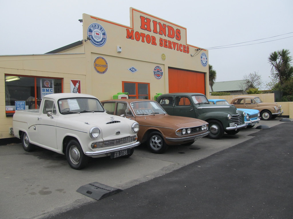 Hinds garage cars for sale and what a selection they for Garage auto hadri
