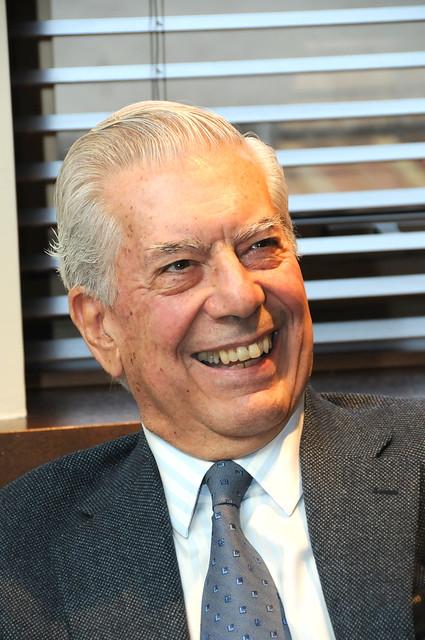 Clausura Simposio Vargas Llosa