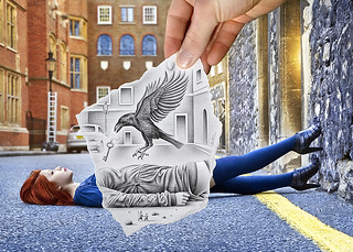 Pencil Vs Camera - 57 | by Ben Heine
