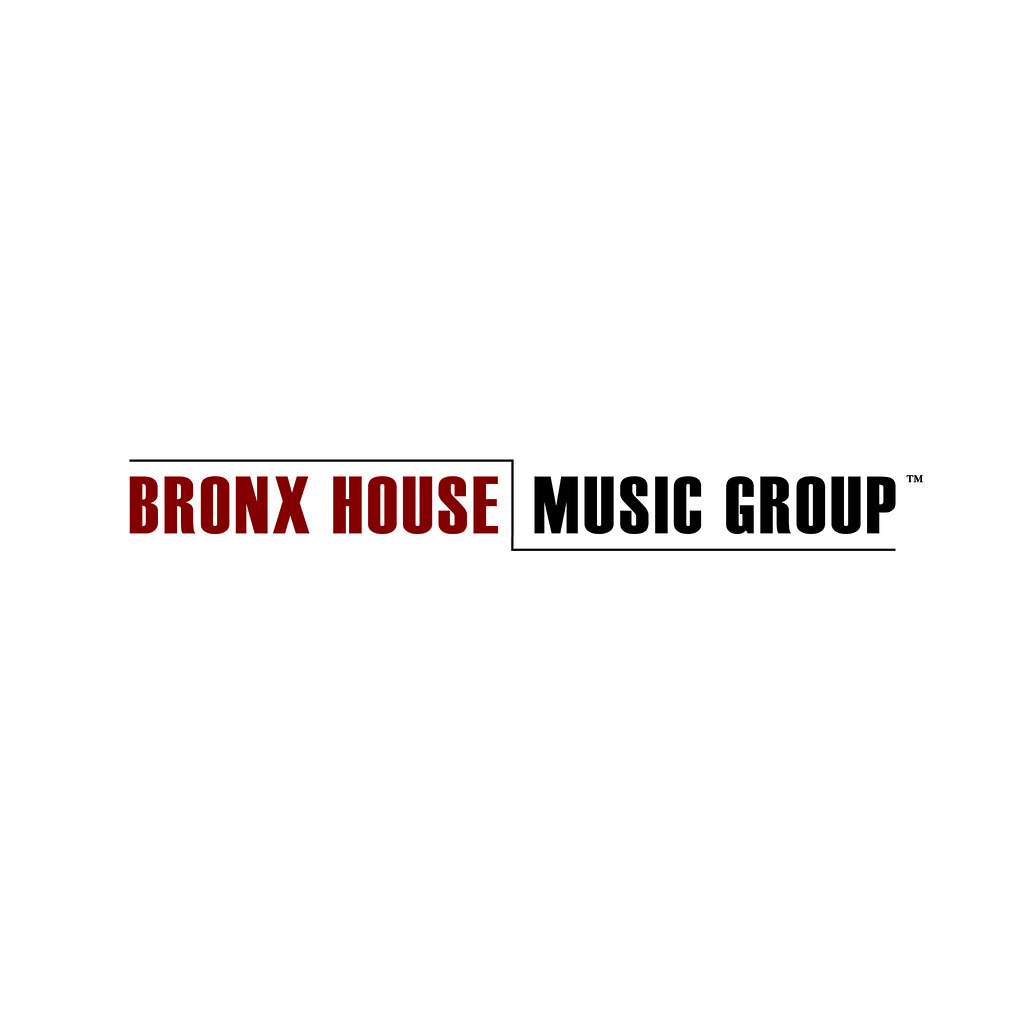 Bronx house music group letter logo bronx house music for Recent house music
