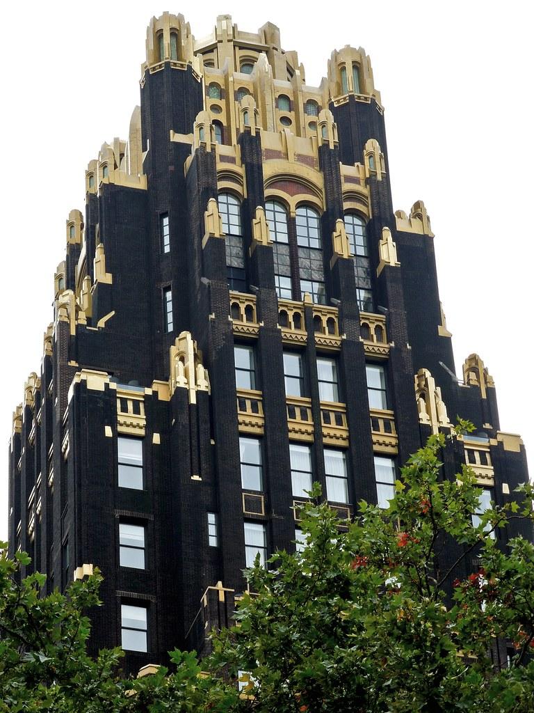 American Standard Building 40 West 40th Street New York