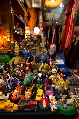 Mercado De Pulgas De San Telmo Por Kamihack Viajando