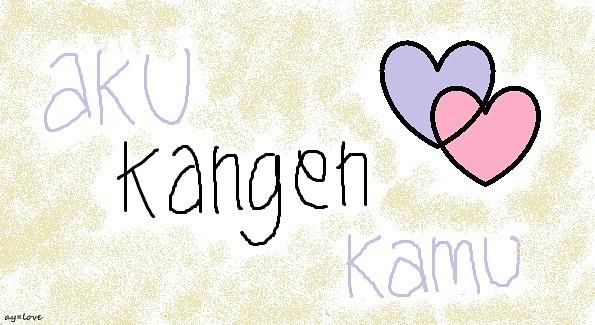 Aku Kangen Kamu