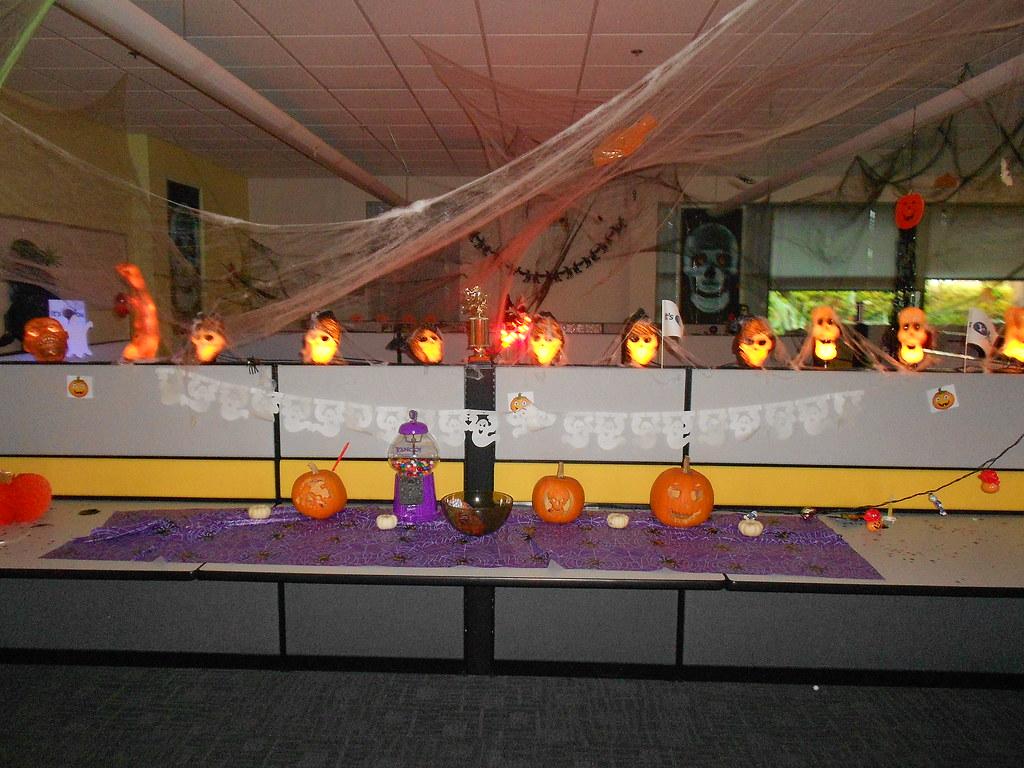 Decoracion Oficina Halloween ~ Halloween en la oficina de Hillsboro  marycarmenm  Flickr