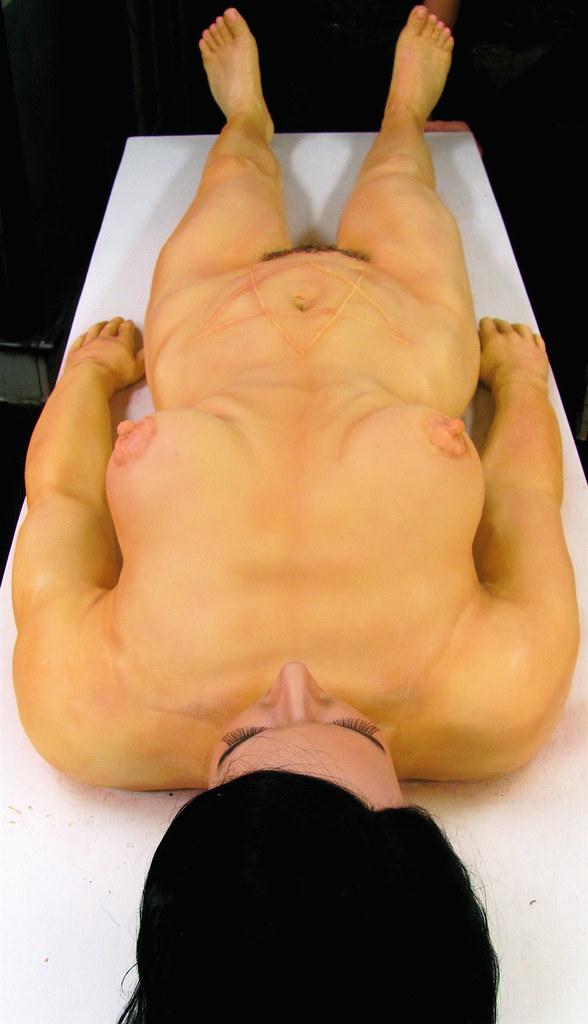 Lady gaga the abramovic method practiced by lady gaga 10