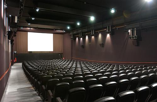 la salle de cin ma n 1 du centre pompidou centre pompidou flickr. Black Bedroom Furniture Sets. Home Design Ideas