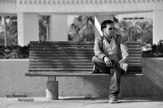 Daniel's Bench | by Ino_Florencio (Been Busy)