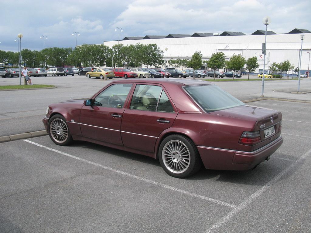 Mercedes-Benz 500E W124   nakhon100   Flickr