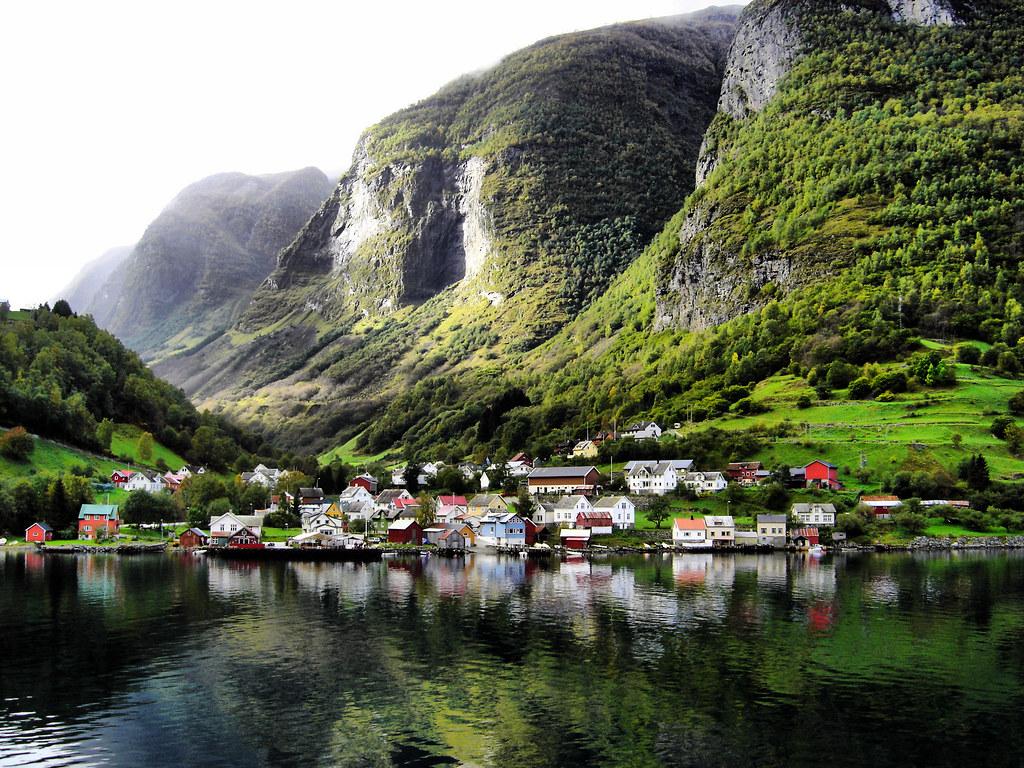 Undredal Norway This Picturesque Little Village Nestles