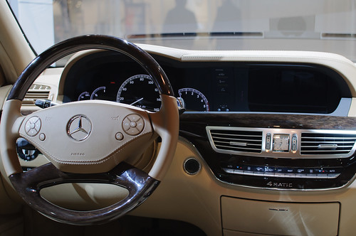 Instrument Cluster, Mercedes-Benz S350 Bluetec 4Matic (US) | by InSapphoWeTrust