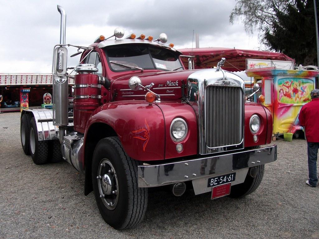Diesel Near Me >> MACK B-61 Thermodyne (1964) | Photo prise par Ch'L'Alain ...