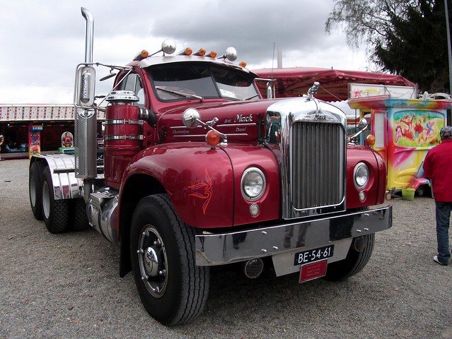 B 61 Mack Thermodyne : Mack b thermodyne flickr photo sharing