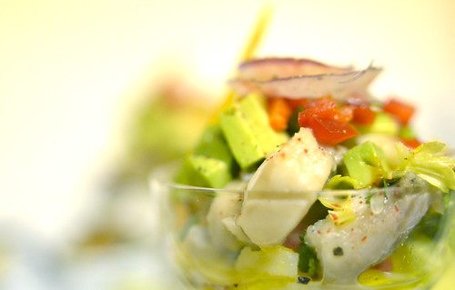 Jack Fish Ceviche | by The Hungry Cyclist