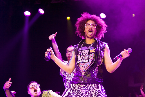 Concierto de LMFAO en Barcelona | by alterna2