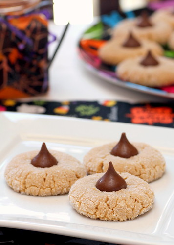 Peanut Butter Blossoms | by Recipe Snob