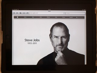 Steve Jobs (5/365) | by edtechie99