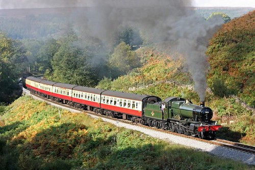 Foxcote Manor | by nymr.co.uk