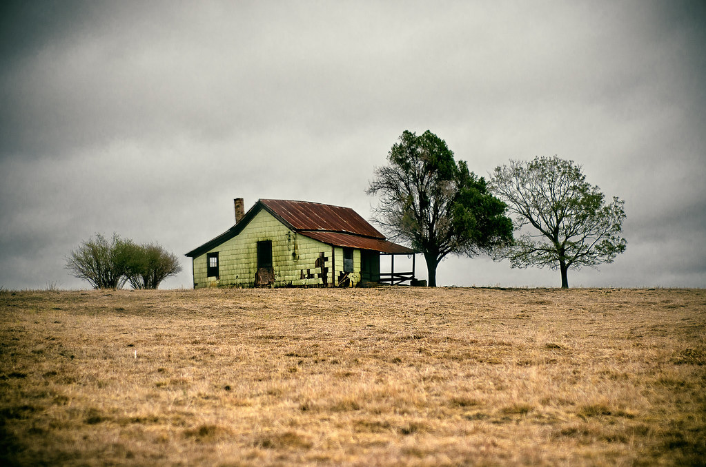 But Clouds Got In My Way >> Rural Texas | Yesterday I had somewhere to be. But, I got on… | Flickr