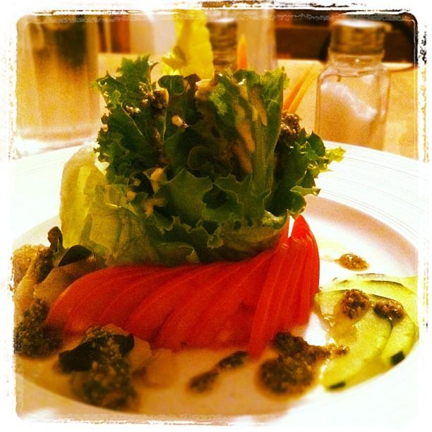 Platillos gourmet solo en spices alflope flickr for Platos gourmet