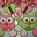 Retro-y Owls
