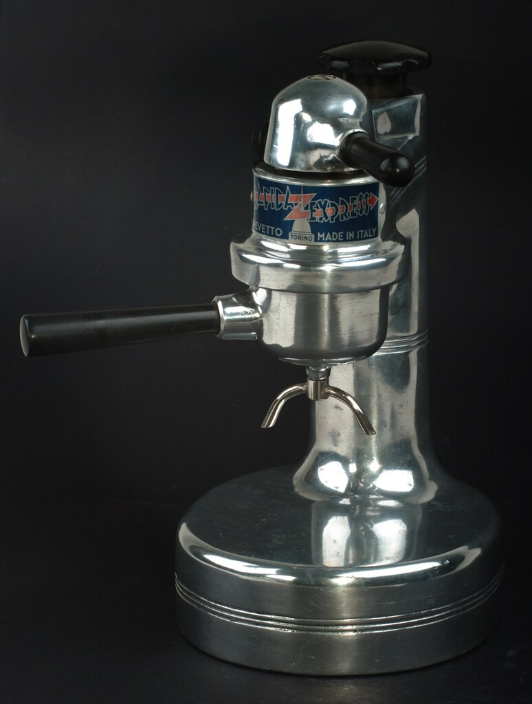 Atomic Coffee Maker Italy : Rapide Express Brevetto Torino (Italy) Atomic Type Coffee ? Flickr