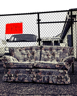 Free couch | by Vorona Photography