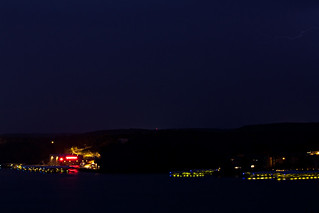 Lake of the Ozarks Boat Docks at Night | by Frank Miller (knarfmo)