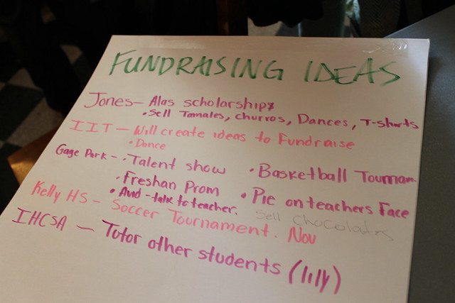 Small Group Fundraising Ideas 117