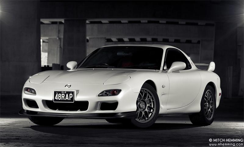 Mazda rx7 39 iv 39 mazda rx7 fd rz series mitch hemming flickr