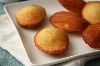 brown sugar honey madeleines 3 | by crumblycookie