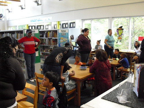 Ms. Diane's Halloween Storytime 2011 | by ClaytonCountyGALibrary