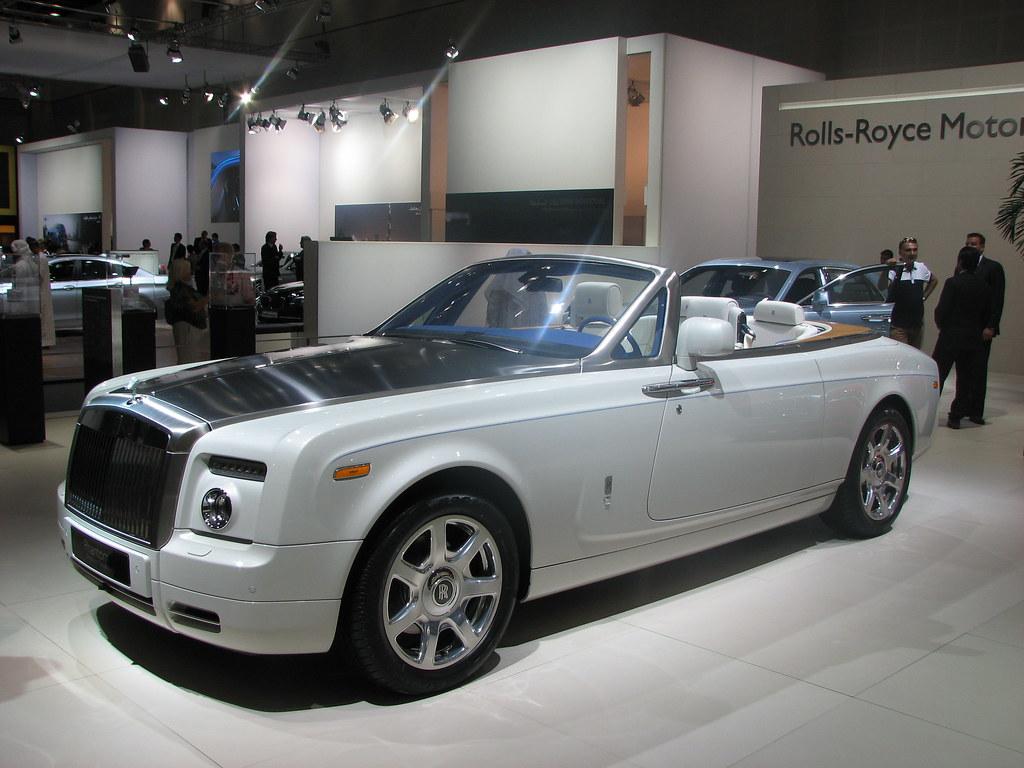 All sizes rolls royce drophead phantom coupe at dubai international motorshow 2011 flickr photo sharing