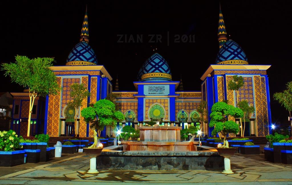 "Masjid Agung ""Baitul Hakim"" Kota Madiun"