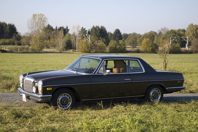 1971 mercedes benz 250c 2 8 flickr photo sharing for Mercedes benz 250c