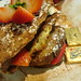 Pumpkin Bread French Toast, Rox Diner, MA