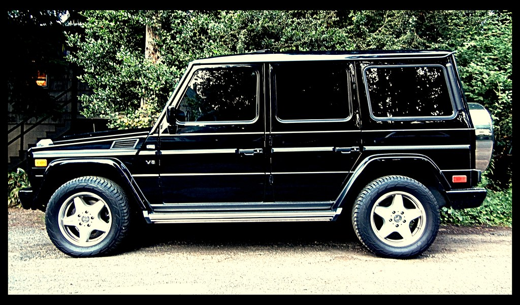 Mercedes benz g500 7 20 11 portland oregon riding for Mercedes benz portland or