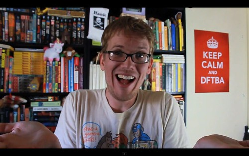 Hank Green Vlogbrothers 1 | by Threadspotting