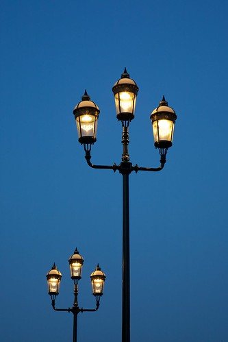 Two Lamps | by Ben Kelly