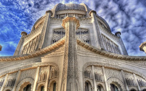 Bahai house of worship Chicago | by Sachin Inamdar