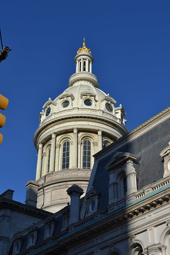 Baltimore City Hall | by Monument City