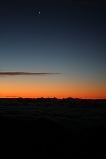 Beginning of the Haleakala Volcano Crater Sunrise, Maui | by Shauna Stanyer (Northern Pixel)