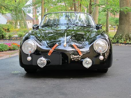 Porsche 356 Outlaw Roadster The Intermeccanica Gs