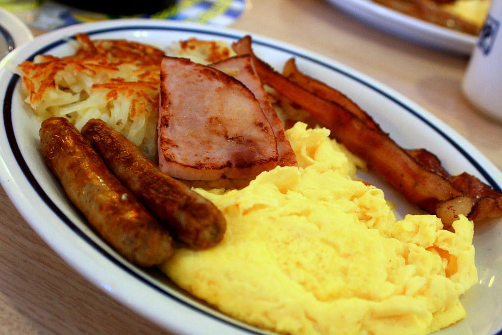 Amato Colazione all'americana | Per iniziare la giornata con le… | Flickr OA07